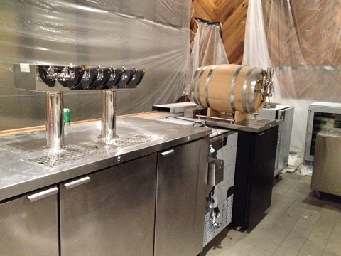 First Round Draught:. Draft Beer on Tap and Wine On Tap Systems