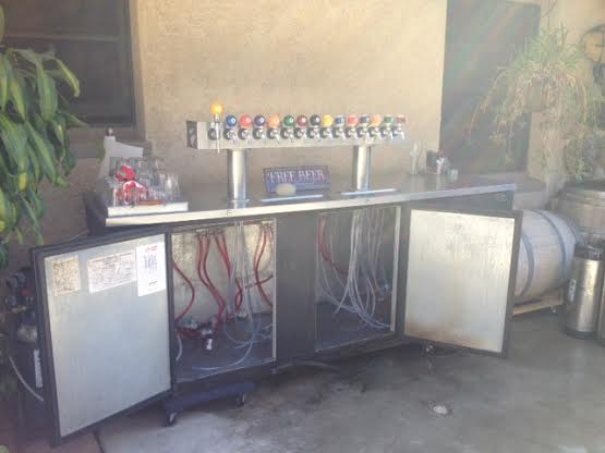 First Round Draught Residential Draft Beer Systems