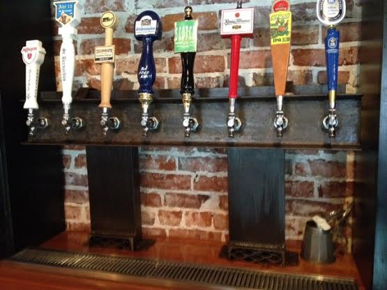 First Round Draught Custom Draft Beer Towers And